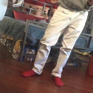 White jeans Levi's